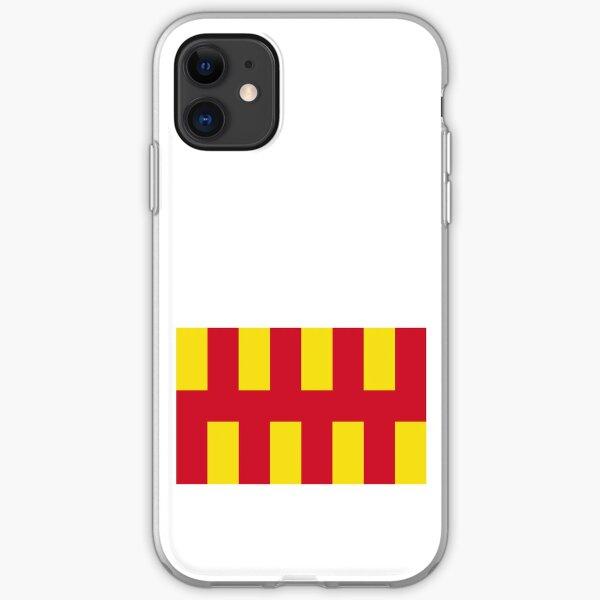 Flag of Northumberland iPhone Soft Case