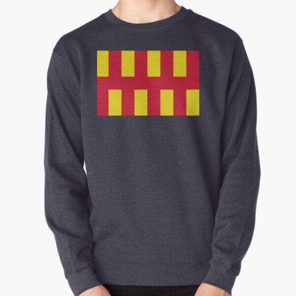 Flag of Northumberland Pullover Sweatshirt