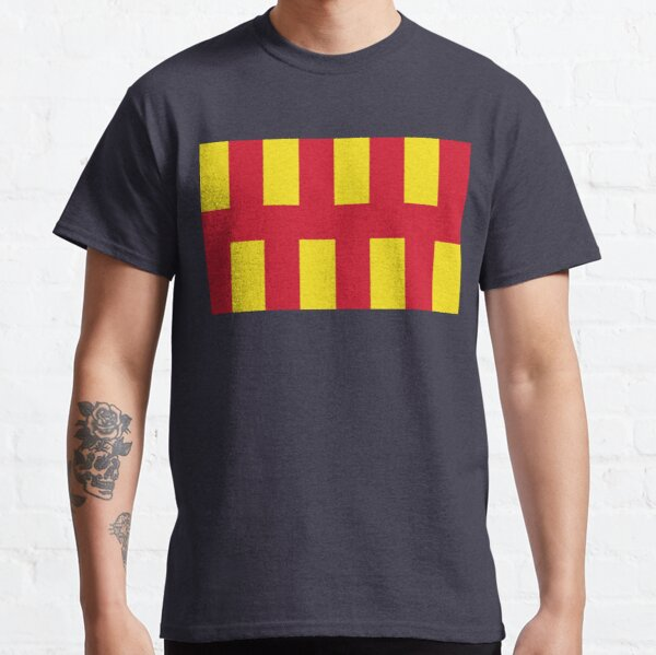 Flag of Northumberland Classic T-Shirt