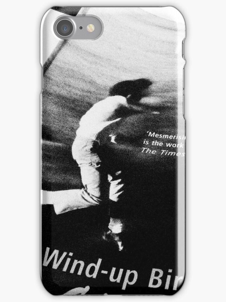 iPhone Case - Wind-up Bird by fenjay