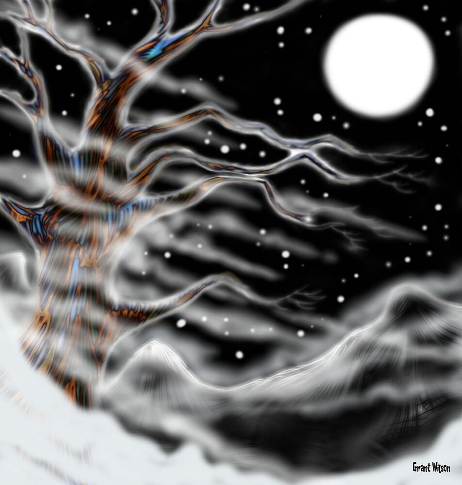 Ghost Tree by Grant Wilson