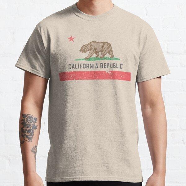 aspecto bien desgastado Camiseta clásica