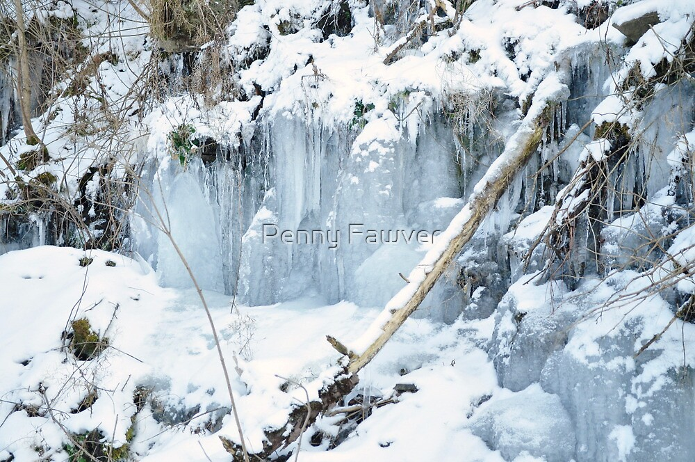 ICE by Penny Fawver