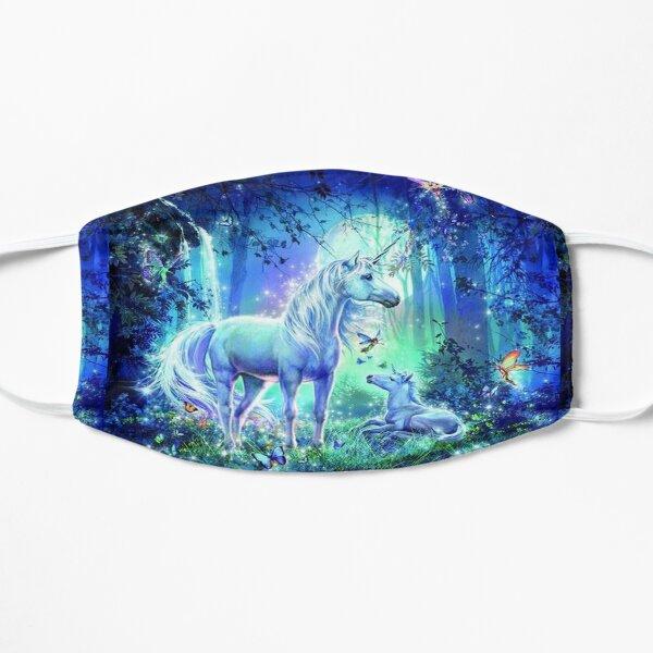 Unicorns Magical Fantasy Landscape Art Mask