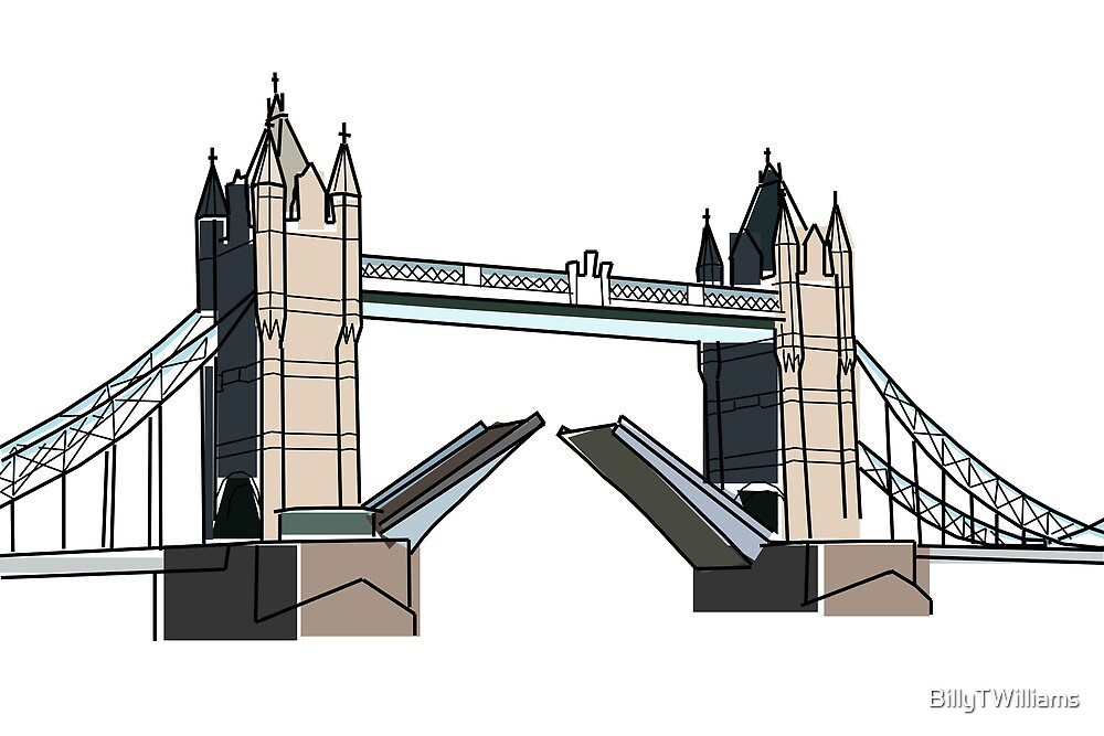 Tower Bridge by BillyTWilliams