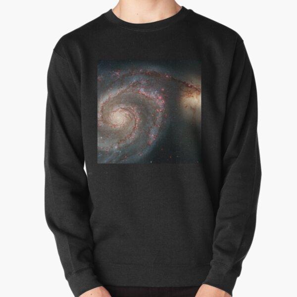 Galaxy Evolution Cosmology Pullover Sweatshirt