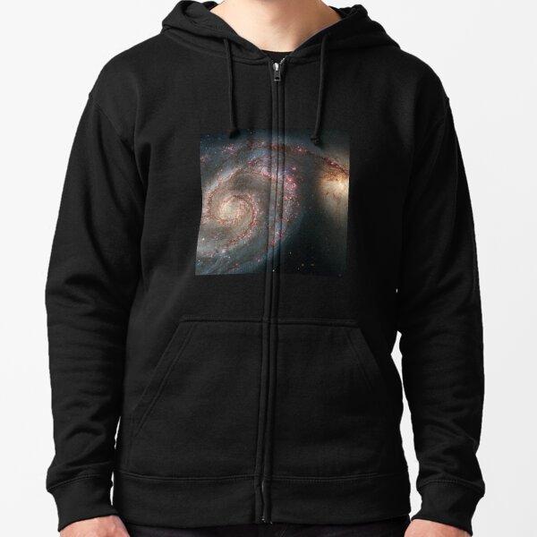 Galaxy Evolution Cosmology Zipped Hoodie