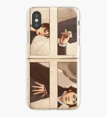 Pride and Prejudice - Hands iPhone Case/Skin