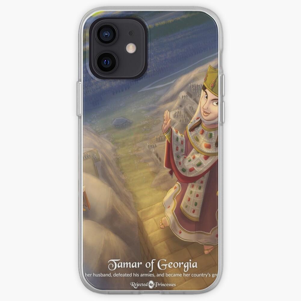 Tamar of Georgia - Rejected Princesses iPhone Case & Cover