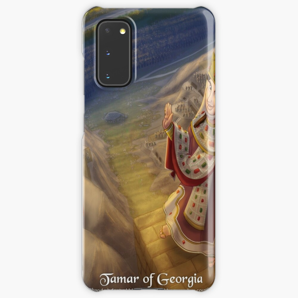 Tamar of Georgia - Rejected Princesses Case & Skin for Samsung Galaxy