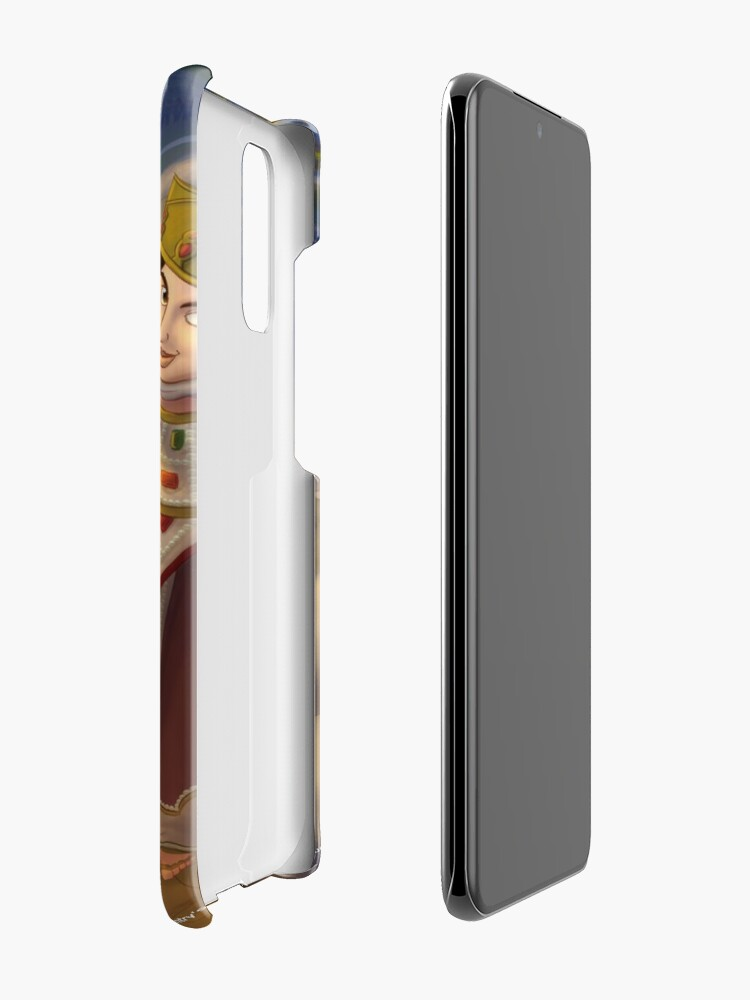 Alternate view of Tamar of Georgia - Rejected Princesses Case & Skin for Samsung Galaxy