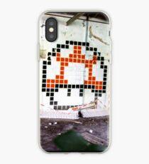 Mario Mushroom 16bit iPhone Case