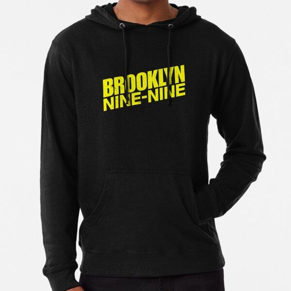 Brooklyn Nine Nine Logo Leichter Hoodie