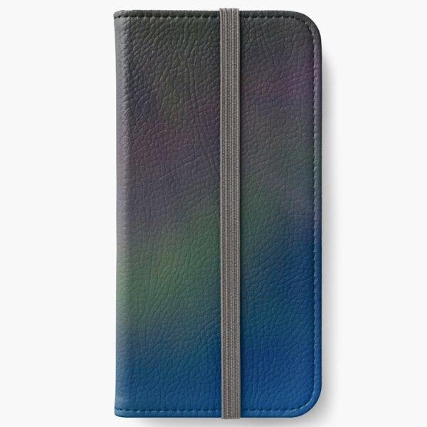 Aurora Borealis iPhone Wallet