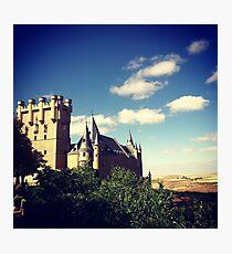 Old City Segovia (Spain) Photographic Print