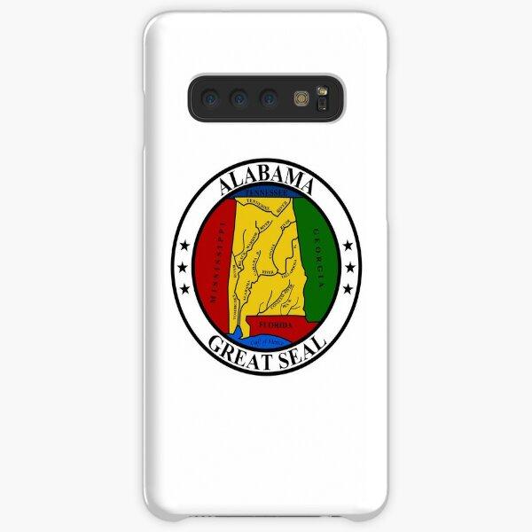 Alabama AL Official State Seal Samsung Galaxy Snap Case