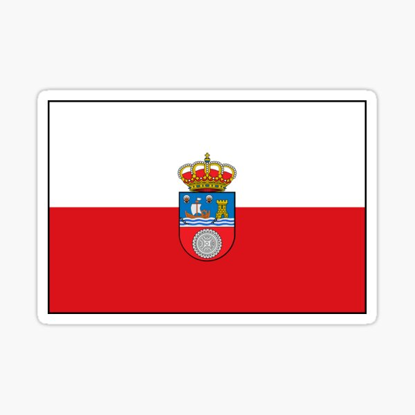 cual es el simbolo de la region Pegatina