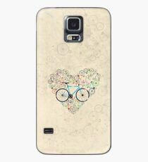 I Love My Bike Case/Skin for Samsung Galaxy