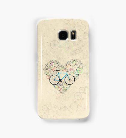 I Love My Bike Samsung Galaxy Case/Skin