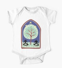 "Earth Day ""Tree Spirit"" One Piece - Short Sleeve"