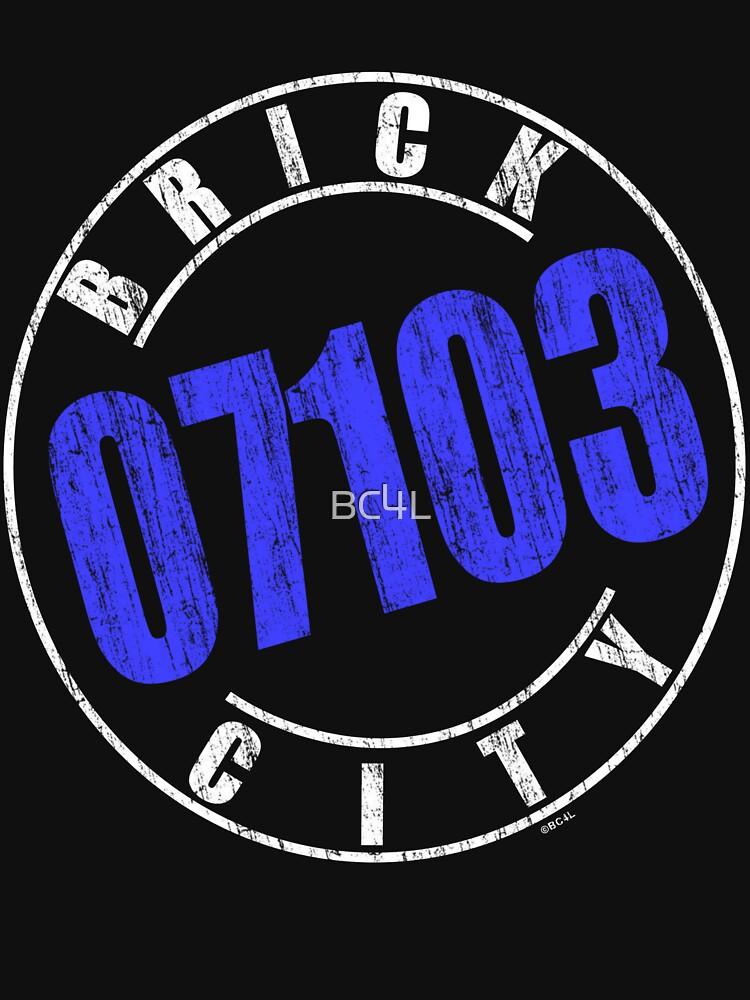 'Brick City 07103' (w) by BC4L