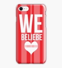 Beliebe iPhone Case/Skin