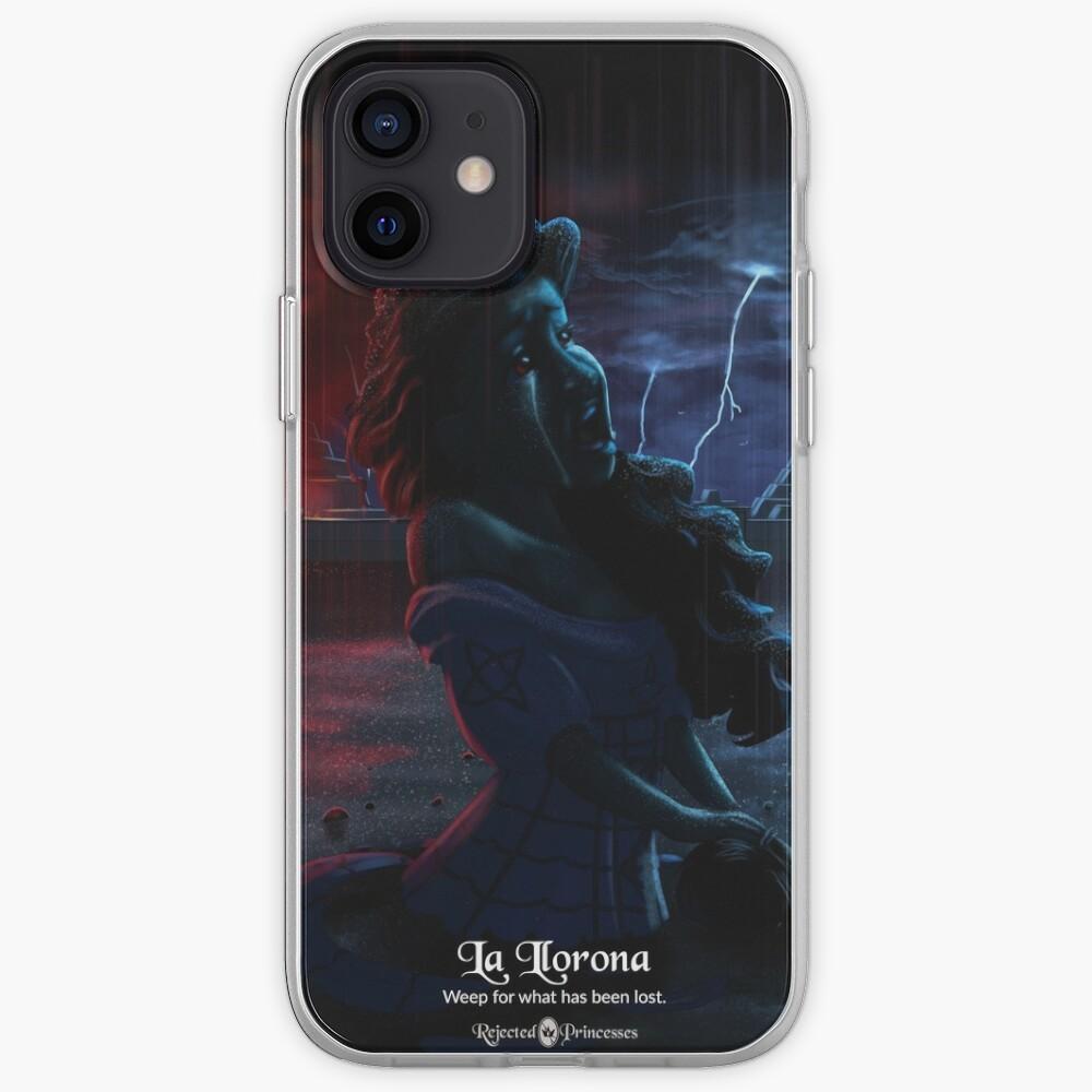 La Llorona - Rejected Princesses iPhone Case & Cover