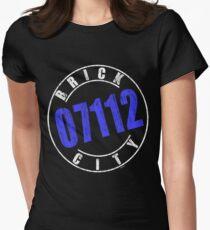 'Brick City 07112' (w) T-Shirt