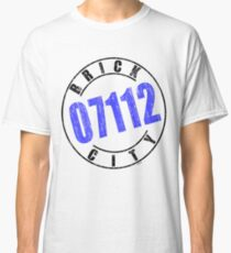 'Brick City 07112' Classic T-Shirt