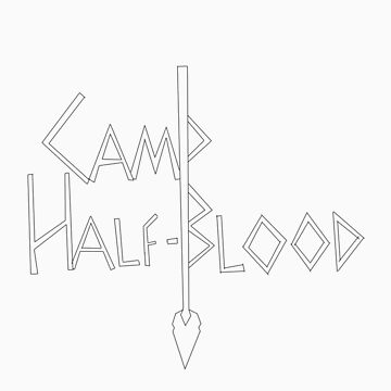 Camp Half Blood by Captain-Britain