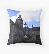 Village, East Kilbride Throw Pillow