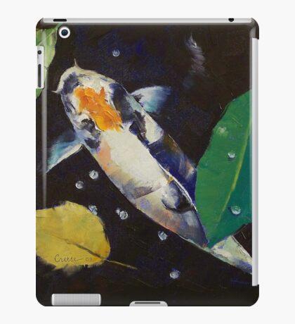 Kumonryu Koi Art iPad Case/Skin