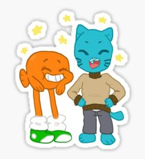 Waterson brothers Sticker