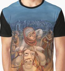 Isabelle Eberhardt - Rejected Princesses Graphic T-Shirt