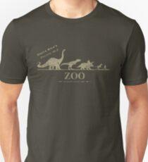Jurassic Zoological Gardens  Unisex T-Shirt