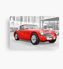 Austin Healey 300 MkII Canvas Print