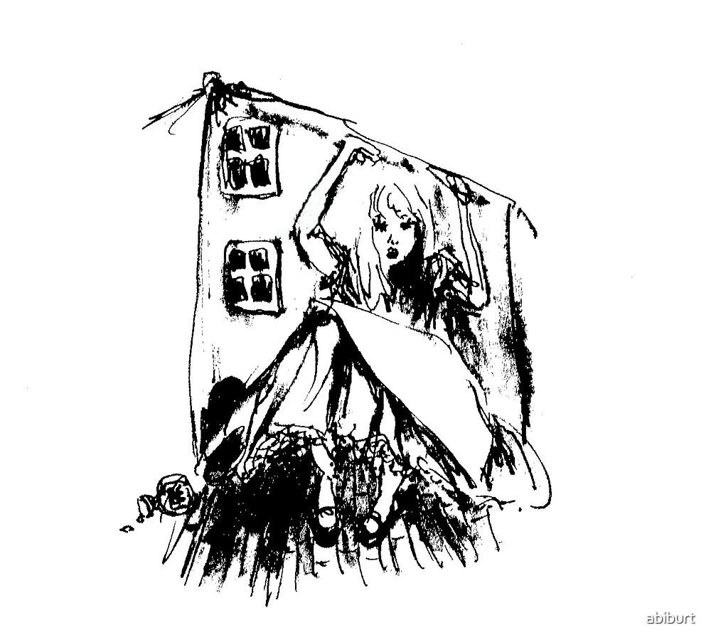 Alice in Wonderland by abiburt