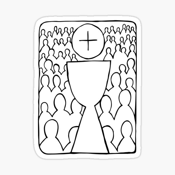 ColorMe - Gathered Together  Sticker