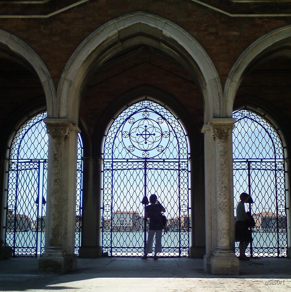 Il Cimitero di San Michele by abiburt