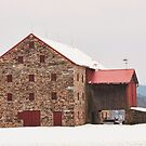 Romantic barn by Penny Fawver