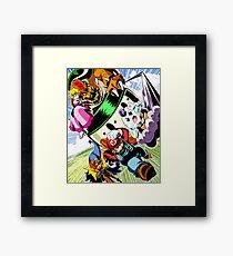 Super Mario RPG Framed Print