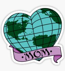 Earth Day Mother Earth Sticker