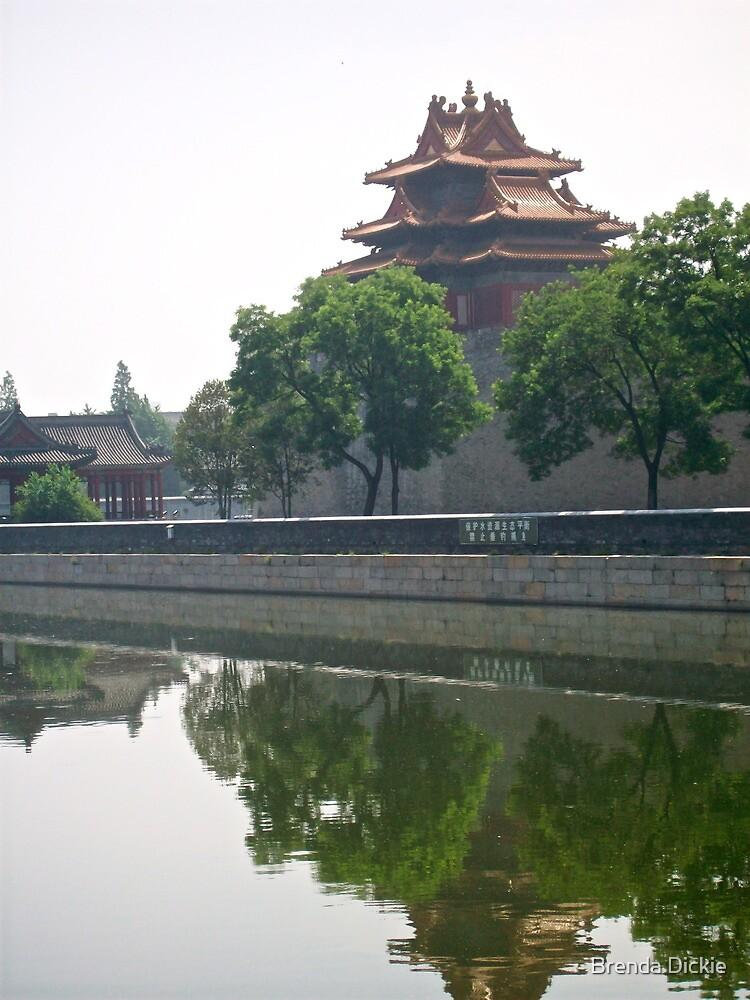 Beijing by Brenda Dickie