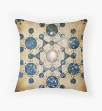 The Wiltshire Circle Throw Pillow