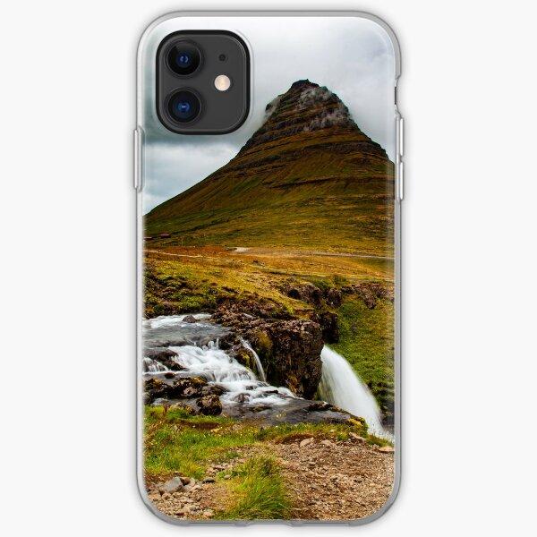 Kirkjufell, Iceland iPhone Soft Case