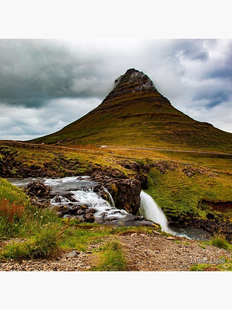 Kirkjufell, Iceland by corwin