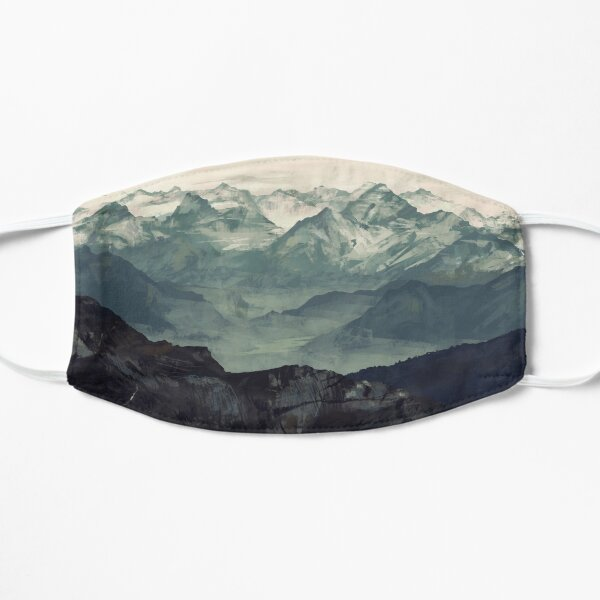 Mountain Fog Mask
