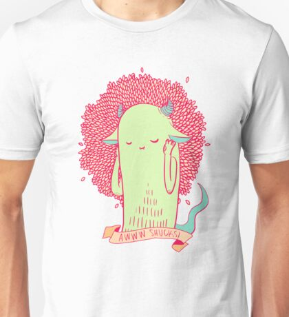 [bashful monster] Unisex T-Shirt