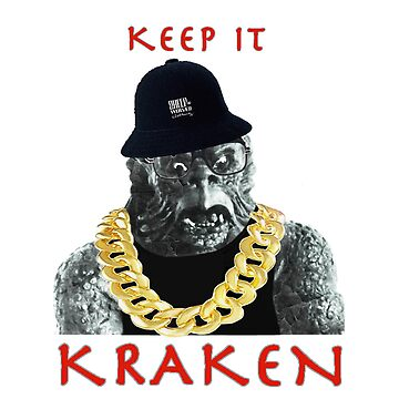 KEEP IT KRAKEN by Sheep-n-Wolves