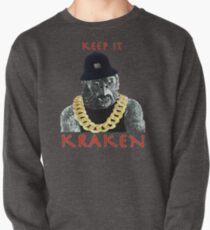 KEEP IT KRAKEN Pullover